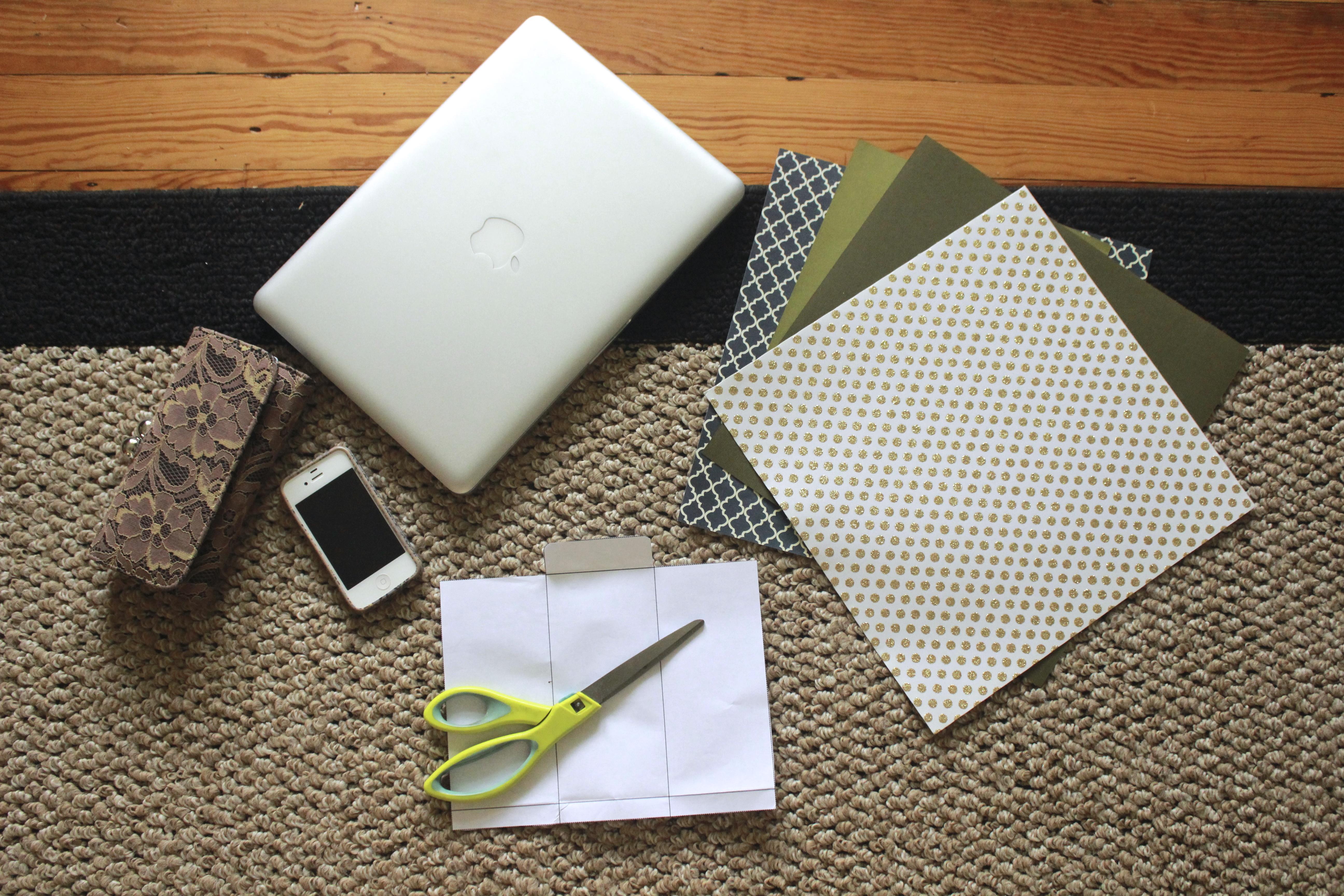 diy budget cash envelopes with free template. Black Bedroom Furniture Sets. Home Design Ideas