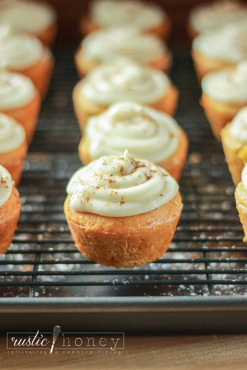 How To Make Pumpkin Cupcakes With Yellow Cake Mix